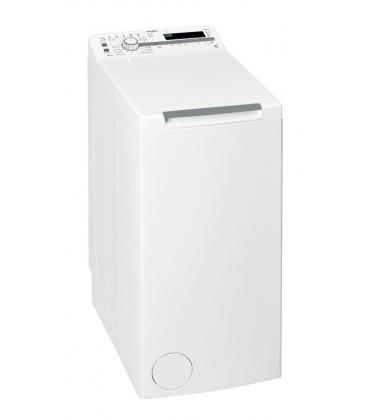 Masina de spalat rufe cu incarcare verticala Whirlpool TDLR 6230SS, Clasa A+++, Capacitate 6 Kg, 6th Sense, Freshcare+, Alb