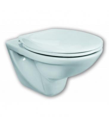 WC Suspendat Roca Jika, Dimensiuni 35.5 x 53 cm, Alb