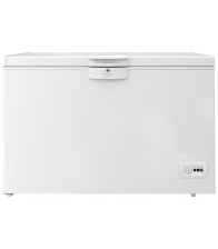 Lada frigorifica Beko HSA29540N, Clasa E, Capacitate 284 l, Functie congelare rapida, Iluminare LED, Alb