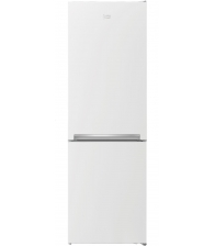 Combina frigorifica Beko RCSA366K40WN, Clasa A++, Capacitate 343 l, Iluminare LED, H 185.5 cm, Alb