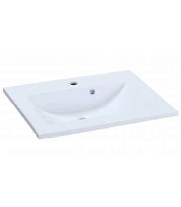 Lavoar Sanotechnik Soho, Dimensiuni 46 x 80 x 11, Alb