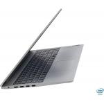 Laptop Lenovo 3 15IIL 81WE011UUS, Procesor i3-1005G1, Stocare 256 GB SSD, 8 Gb Ram, Windows 10, Gri