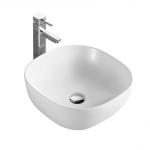Lavoar Sanotechnik K420, Dimensiuni 14 x 14 x 15, Ceramica, Alb
