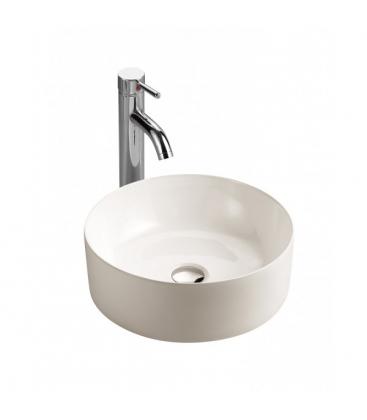 Lavoar Sanotechnik K422, Dimensiuni 41 x 41 x 14.3 cm, Ceramica, Alb