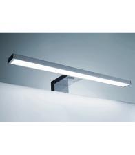 Lampa cu LED integrat pentru oglinda Sanotechnik 61501, 7 W, Crom