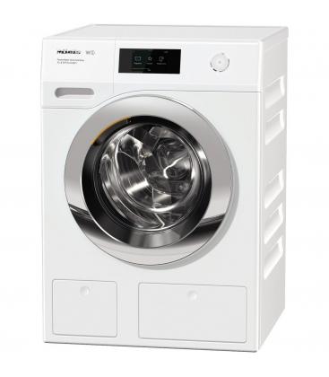 Masina de spalat rufe Miele WCR 870 WPS, Clasa A+++, Capacitate 9 Kg, 1600 rpm, PowerWash, TwinDos, Motor ProfiEco, WiFi, Alb