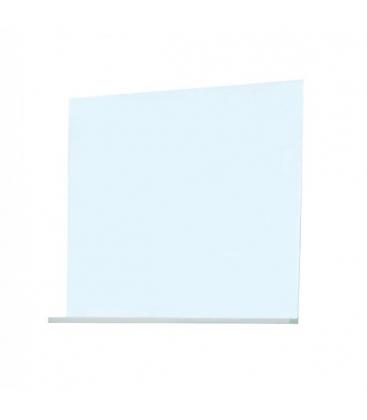 Oglinda baie Sanotechnik 62000 cu etajera, Dimensiuni 75 x 70 x 20 cm, Iluminare LED