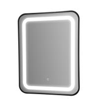 Oglinda baie Sanotechnik ZI300, Dimensiuni 60 x 80 cm, Iluminare LED