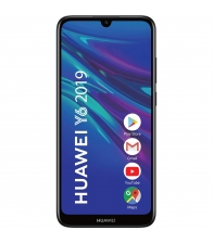 Telefon Huawei Y6 2019, Chipset Mediatek MT6761, Stocare 32 GB, 2 GB Ram, Midnight Black