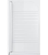 Paravan cada Sanotechnik E1475W, Dimensiuni 75 - 76.5 x 130 cm, Sticla securizata