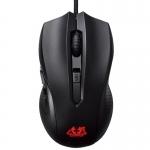 Mouse Gaming ASUS Cerberus, Optic, 2500 dpi, Negru