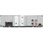 Player auto JVC KD-X176, Putere 4 x 50 W, USB, AUX, Negru