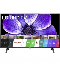 Televizor LG 55UN70003LA, LED, Smart, Clasa G, Diagonala 139 cm, Ultra HD 4K, HDR 10 PRO, Ultra Surround, Negru