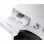Masina de spalat rufe cu uscator Samsung WD10T634DBH/S7, Clasa B, Spalare 10.5 Kg, Uscare 6 Kg, 1400rpm, AI Control, Wifi, Alb