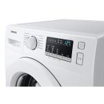 Masina de spalat rufe Samsung WW80T4020EE/LE, Clasa A+++, Capacitate 8 kg, Steam, Motor Digital Inverter, Alb