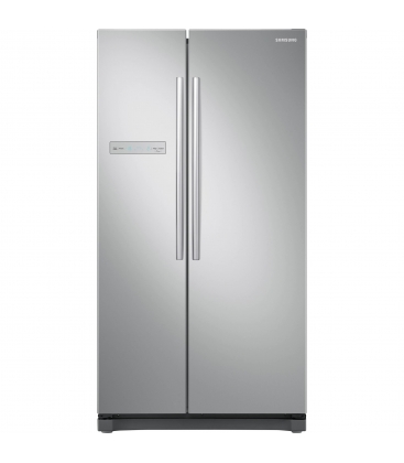Frigider Side by Side Samsung RS54N3003SA/EO, Clasa A+, Capacitate 535 l, Full No Frost, Inverter, H 178cm, Metal Graphite