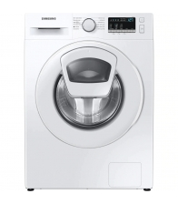 Masina de spalat rufe Samsung WW90T4540TE/LE, Clasa A+++, Capacitate 9 kg, Steam, Motor Digital Inverter, Alb
