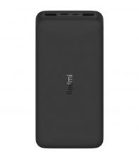 Baterie externa Xiaomi Mi Power Bank 3 Pro, Capacitate 20000 mAh, 2x USB, 1x USB-C, Power Delivery 3.0, Negru