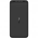 Baterie externa Xiaomi Mi Power Bank 3 Pro, Capacitate 20000 mAh, 2x USB, 1x USB-C, Power Delivery 3.0, Negru