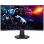 Monitor Gaming Dell S2721HGF, Curbat, LED, Panel VA, 27 inch, Refresh 144 Hz, 1 ms, ​FreeSync, G-Sync Compatible, Negru