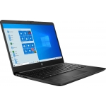 "Laptop HP 14-DK1031DX, 14"", Procesor AMD Ryzen™ 3 3250U, Stocare 1TB HDD, 8GB Ram, Windows 10 Mod S, Negru"