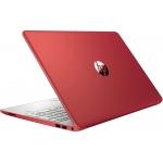 "Laptop HP 15-DW1083, 15.6"", Procesor Intel Pentium Gold 6405U, Stocare 128GB SSD, 4GB Ram, Windows 10 S Mode, Rosu"