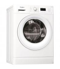 Masina de spalat rufe Slim Whirlpool FWSL61052W, Clasa A++, Capacitate 6 Kg, 1000 rpm, FreshCare+, SoftMove, Alb