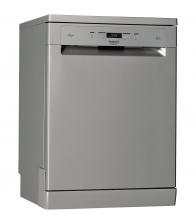 Masina de spalat vase Hotpoint HFC 3C41 CW, Clasa A+++, Capacitate 14 seturi, ActiveDry, 3D ZoneWash, Alb