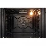 Cuptor incorporabil rustic Hotpoint FIT 804 C AN HA, Clasa A, Capacitate 73 l, Autocuratare catalitica, Grill, Antracit