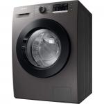 Masina de spalat rufe cu uscator Samsung WD80T4046CX/LE, Clasa B, 8Kg Spalare, 5Kg uscare, 1400 rpm, Steam, EcoBubble, Inox