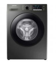 Masina de spalat rufe Samsung WW70TA026AX/LE, Clasa A+++, Capacitate 7 Kg, 1200 rpm, EcoBubble, HygieneSteam, BubbleSoak, Inox