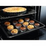 Cuptor incorporabil Electrolux SurroundCook EZF5E43X, Clasa A, Capacitate 57 l, Grill, Decongelare, Thermotimer, Inox