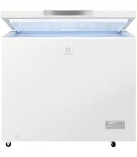 Lada frigorifica Electrolux LCB3LF26W0, Clasa A+, Capacitate 254 l, Tehnologie LowFrost, Alb