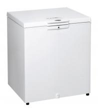 Lada frigorifica Whirlpool WH2010A+E, Clasa F, Capacitate 204 l, 6th Sense, Congelare rapida, Alb