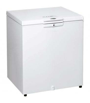 Lada frigorifica Whirlpool WH2010A+E, Clasa A+, Capacitate 204 l, 6th Sense, Congelare rapida, Alb