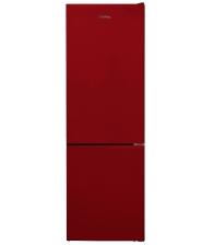 Combina frigorifica SILTAL Primo IHMC33RN, Clasa A+, Capacitate 341 l, Less Frost, Raft vinuri, Rosu