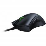 Mouse Gaming Razer DeathAdder V2, 20.000 DPI, Iluminare Chroma RGB, Cablu SpeedFlex, Negru