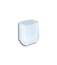 Portpahar din sticla Ferro Metalia 4 6406/1.0, Stativ sticla alba