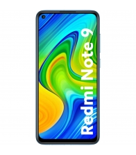 Telefon Xiaomi Redmi Note 9, Chipset MediaTek Helio G85, Stocare 128GB, 4GB Ram, Dual SIM, Fast Charge 18W, Midnight Grey