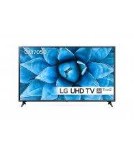 Televizor LG 65UM7050, Smart, 165 cm, 4K Ultra HD, HDR10 Pro, Ultra Surround, Negru