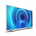 Televizor Philips 58PUS7555/12, LED, Smart, 146 cm, Ultra HD 4K, HDR 10+, HLG, Argintiu
