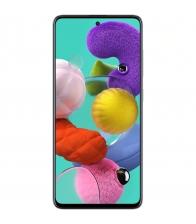 Telefon Samsung Galaxy A51, 128GB, Dual Sim, 4GB Ram, Alb
