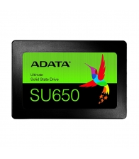 SSD ADATA Ultimate SU650, Capacitate 960 GB, Interfata SATA 3, Format 2.5""