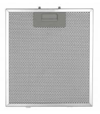 Filtru de aluminiu pentru hota LDK HC 6262 E-S, Dimensiuni 38 x 19,9 cm, Argintiu