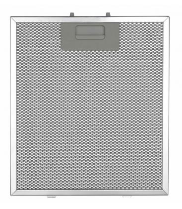 Filtru de aluminiu LDK 5202 C-S, Dimensiuni 29.5 x 22 cm, Argintiu