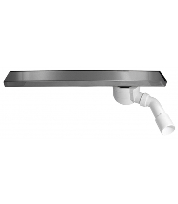 Rigola pentru dus Ferro Easy New OLE1-60, Otel inoxidabil, Argintiu