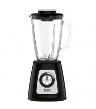 Blender Tefal Blendforce BL438831, Putere 800 W, Capacitate 1.75 l, Powerlix, Smart Lock, Negru