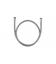 Furtun de dus Kludi Logoflex 6105505-00, Metal/Plastic, Lungime 125 cm, Crom