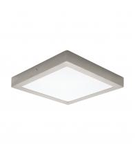 Plafoniera Eglo Fueva 94528, LED, 30 x 30 cm, Metal, Alb