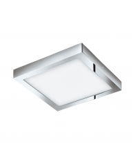 Plafoniera Eglo Fueva 96059, LED, 30 x 30 cm, Metal, Alb